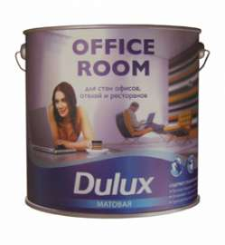Краска Dulux Office room